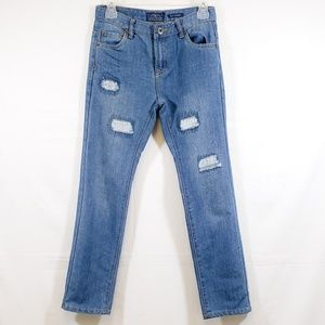 Lucky Brand Handcrafted Billy Straight Jeans
